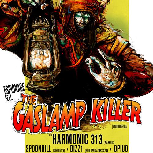 Matt Radovich Recorded Live Djing In Support Of Gaslamp Killer At Roxanne Parlour 25022010