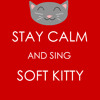 Soft Kitty Song