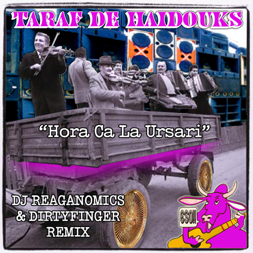 Hora Ca La Ursari (Dj Reaganomics & Dirtyfinger Remix) click buy to download!!!