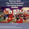 Prof. MT Zen: Restorasi Meiji, Akar Jepang Modern
