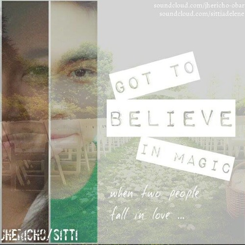 Got to Believe in Magic (Cover) with Sitti Adelene Ahamad