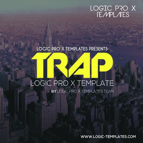 Trap Logic Pro X Template