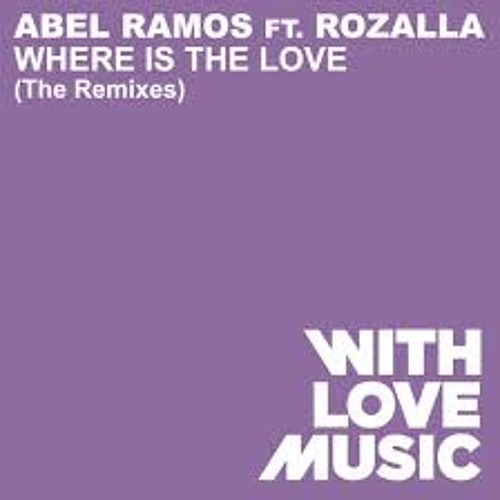 Abel Ramos ft. Rozalla- Where is the love (Nicky Romero remix 2011 )