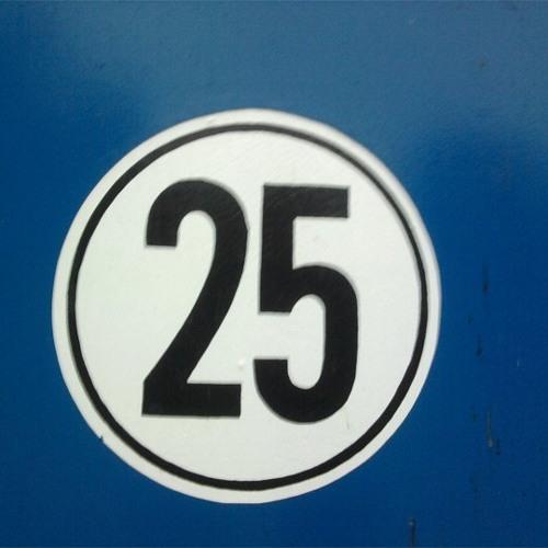 """""""25 Jahre Three M-Men"""" acapella: 106 bpm"""