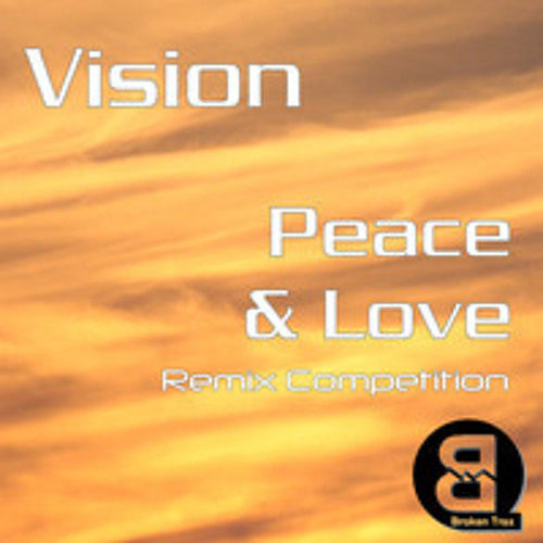 Vision - Peace And Love (SlyMan Remix)