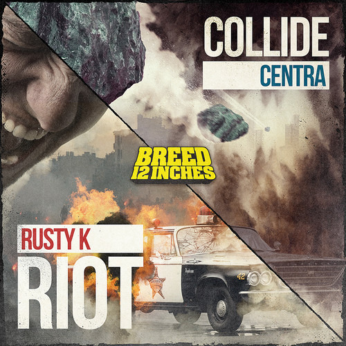 Rusty K - RIOT! (demo) OUT NOW ON Breed 12 Inches