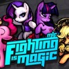 Wind Fighting Is Magic Theme Song