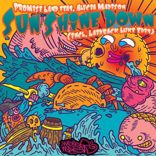 Promise Land Feat Alicia Madison - Sun Shine Down (Tony Romera Swing Remix) [Amazing Show RIP]