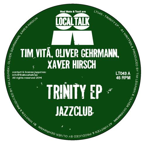 Tim Vitá & Oliver Gehrmann - Jazzclub (12'' - LT043, Side A1)