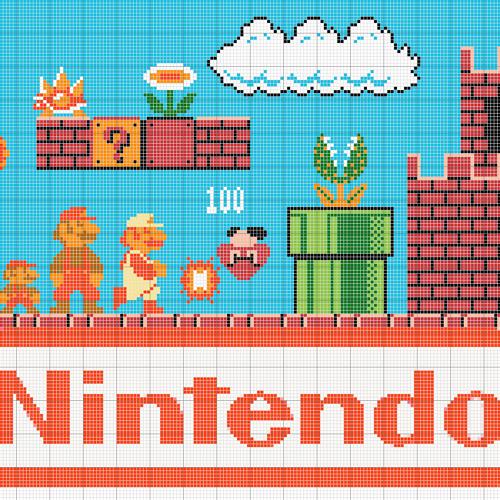 Theme Songs - Video Games - Super Mario World Theme Song - Yoshi's Remix