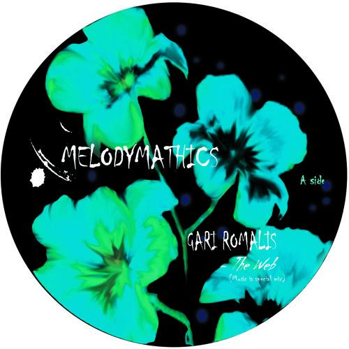 Gari Romalis / Barce / Melodymann / MM-LTD-002 / OUT NOW (ltd. 200 COPIES)