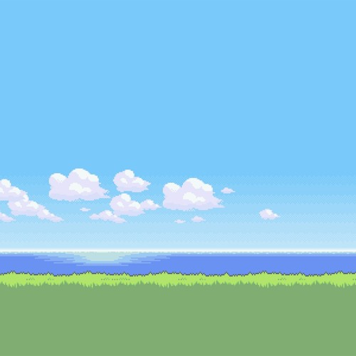 A Sunny Day in 8bitland