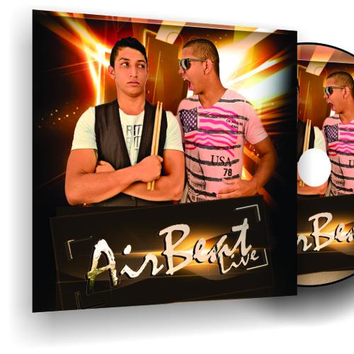 Set / CD Promocional - New Road  -  AirBeat Live 2014