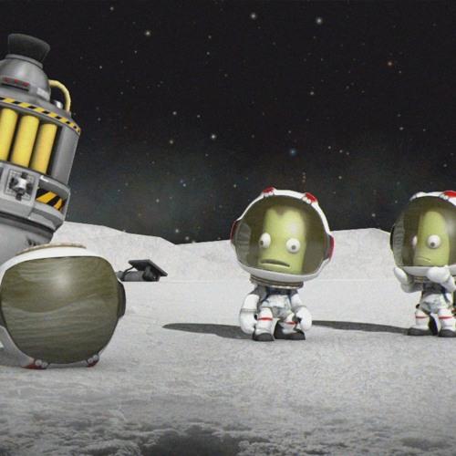 Kerbal Space Travel 2