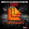 Marco V vs. Alex Guesta & Stefano Pain - Quake