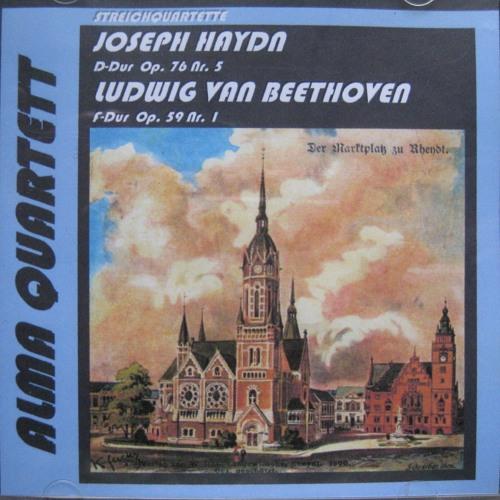 Haydn op.76.5 Largo cantabile e mesto - Hörprobe