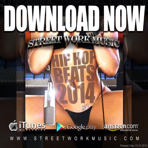 Hustle Hard Gang (Hip-Hop Beat 2034swm)-No Voice Over Tag Version at iTunes, Google Play and Amazon