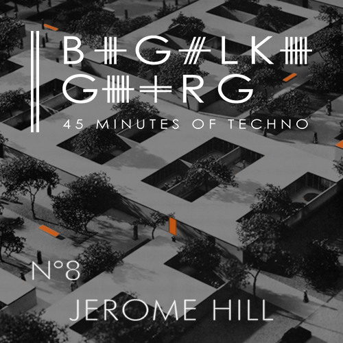 45 Minutes of Techno by Jerome Hill