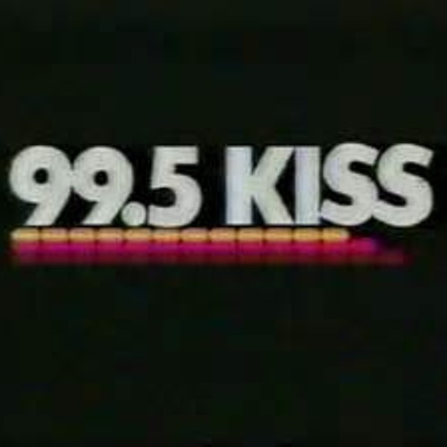 99.5 KISS-FM Re-Launches 12/31/1991