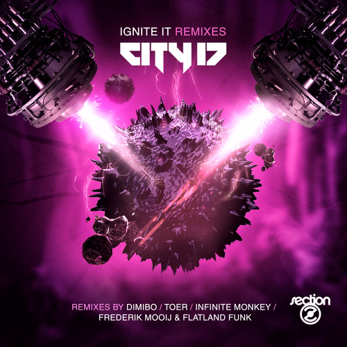 City 17 - Wage War  (Frederik Mooij & Flatland Funk Remix)[SectionZ Records - Out Now!!]