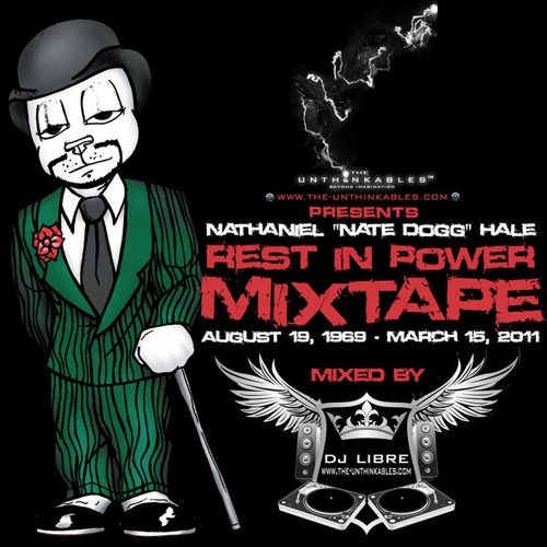 Soul of Sydney Block Party Radio #178: Nate Dogg - Rest In Power Mixtape by DJ LIBRE   G Funk