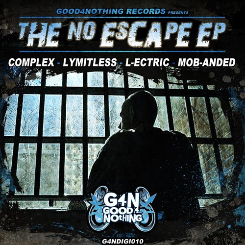 G4NDIGI010 - The No Escape Ep (Release date 17/03/2014)