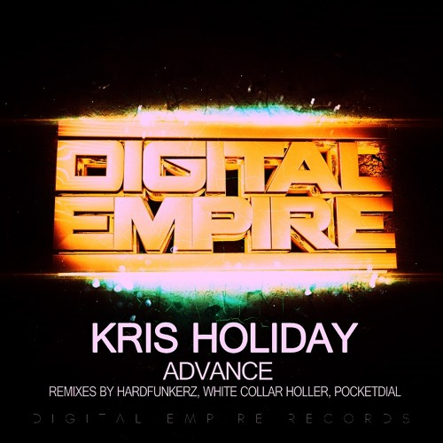 DER0293: Kris Holiday - Advance EP [Out Now Beatport]