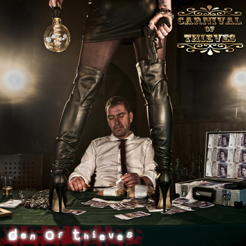 Carnival Of Thieves - Playground Of Lost Souls (2013)