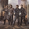 BBC The Musketeers Extened Theme Tune