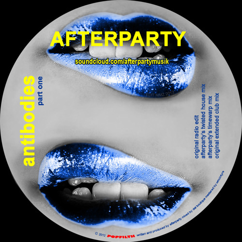 afterparty 'antibodies' (live version)