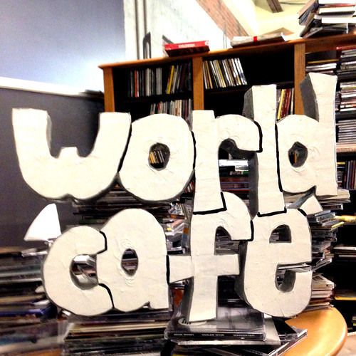 """""""Bullet Proof"""" by Amanda Shires performed live for World Cafe"""