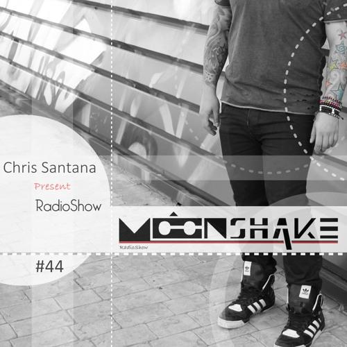 Chris Santana Presents MoonShake RadioShow #44 - Special @ Vogue Club #Milan