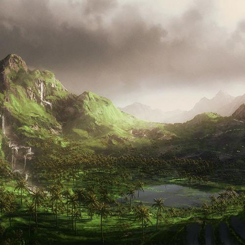 somantia - Green Hills