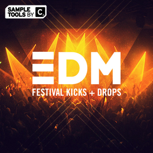 Sample Tools By Cr2 - EDM Festival Kicks and Drops (sample pack demo)