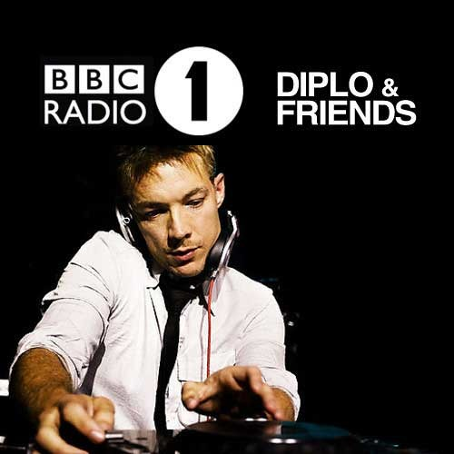 Jus Now Diplo And Friends Mix Radio 1