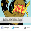 MAJOR LAZER ft AMBER - Get Free (WILLY WILLIAM OFFICIAL REMIX )
