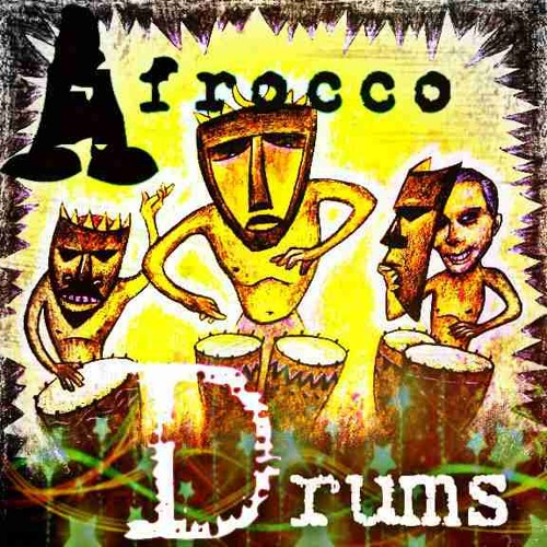 The Wave-X Factory Vol.5 , Afrocco Drums 2014