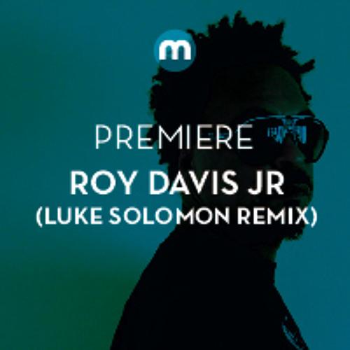 Premiere: Roy Davis ft Robert Owens 'Slide' (Luke Solomon remix)