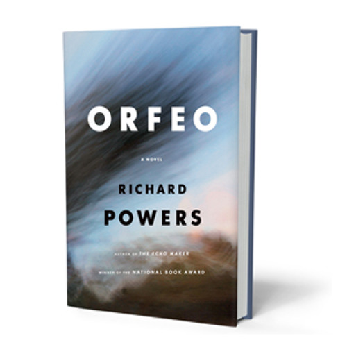 This Dog Could Sing: Richard Powers reads from 'Orfeo'