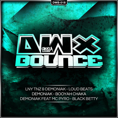 LNY TNZ & Demoniak - Loud Beats (Official HQ Preview)