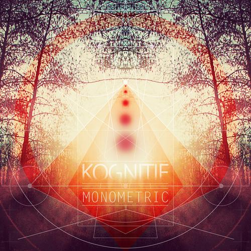 """Kognitif - Monometric (Guitar by Jeremie Guerra) / Album """"Monometric"""""""