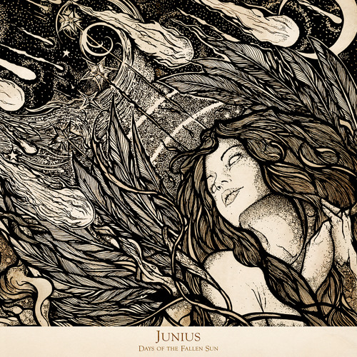 Junius - Days of the Fallen Sun (Official Album Stream)