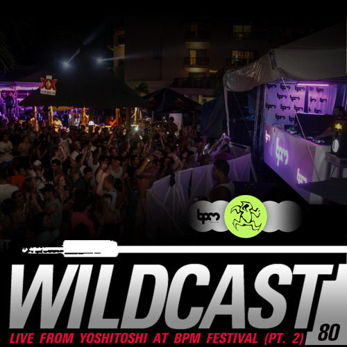 Wildcast 80 - Live From Yoshitoshi BPM Festival 2014 (Part Two)