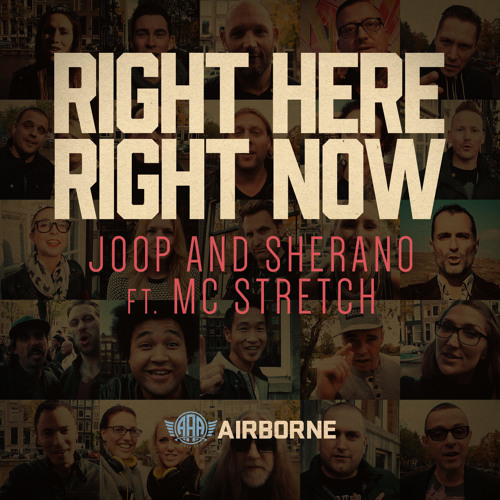 JOOP and Sherano ft. Mc Stretch - Right Here Right Now (Original) [Airborne Artists Agency]
