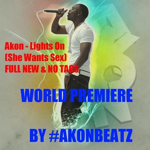 Akon - Lights On (She Wants Sex) FULL NEW 2014