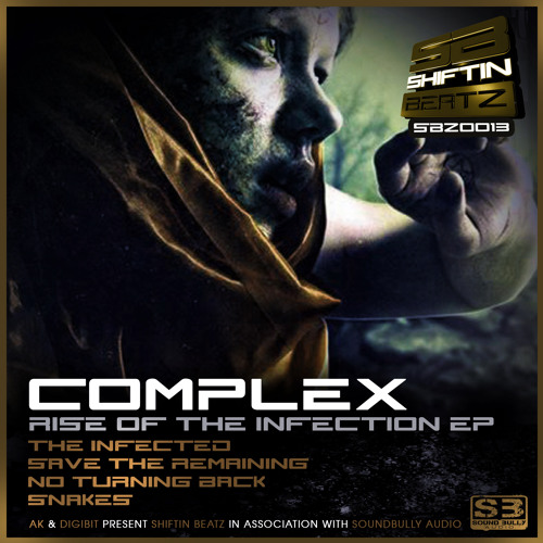 Complex - Save The Remaining - SBZ0013 Shiftin Beatz (Out Now!!!!)