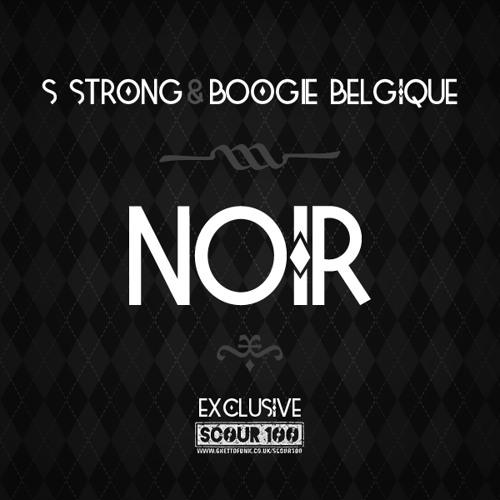 S Strong & Boogie Belgique - Noir