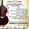 Opening Enuentro De Rondallas