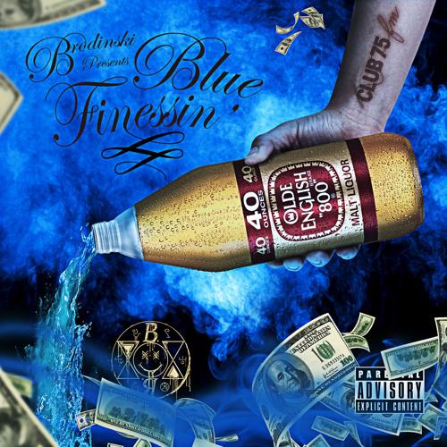 Club 75 Fm Presents : Brodinski - Blue Finessin'