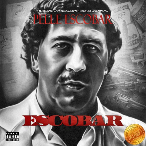 Pelle Escobar - Escobar (EXCLUSIVE NEW MUSIC!!!)